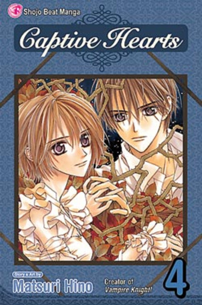 Captive Hearts Manga Volume 4