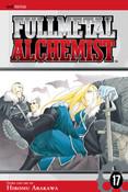 Fullmetal Alchemist Manga Volume 17