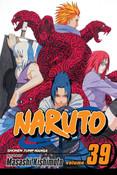 Naruto Manga Volume 39