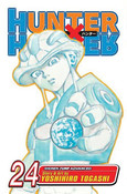 Hunter X Hunter Manga Volume 24
