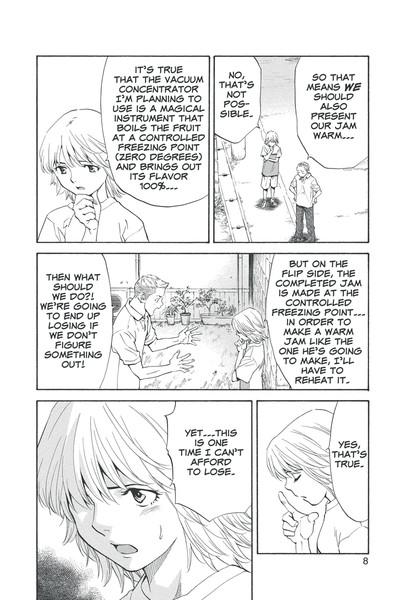 Yakitate!! Japan Manga Volume 18