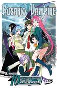Rosario+Vampire Manga Volume 10