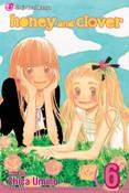 Honey and Clover Manga Volume 6