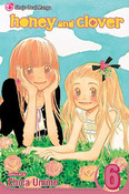 Honey and Clover Manga Volume 6