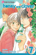 Honey and Clover Manga Volume 7