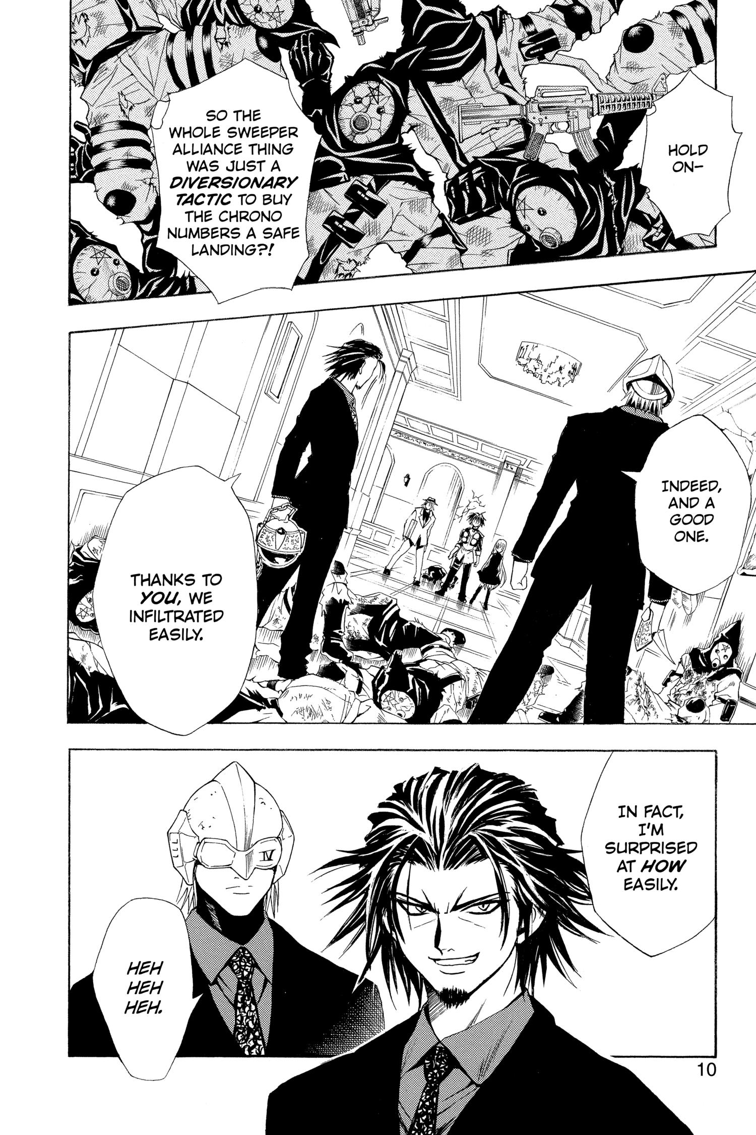 Black cat manga volume 19