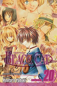 Black Cat Manga Volume 20