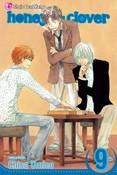 Honey and Clover Manga Volume 9