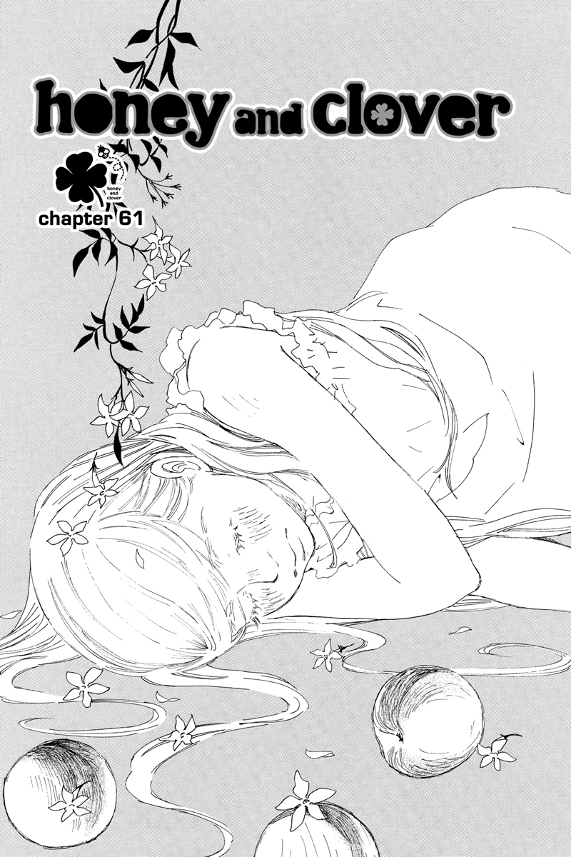 Honey and Clover Manga Volume 10