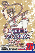 Knights of the Zodiac Manga Volume 26