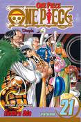 One Piece Manga Volume 21