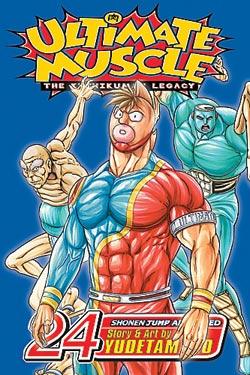 Ultimate Muscle Manga Volume 24 9781421524443