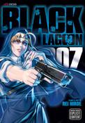 Black Lagoon Manga Volume 7