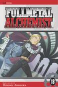 Fullmetal Alchemist Manga Volume 18
