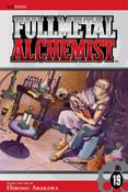 Fullmetal Alchemist Manga Volume 19