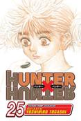 Hunter X Hunter Manga Volume 25