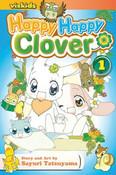 Happy Happy Clover Manga Volume 1