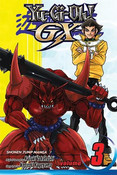 Yu-Gi-Oh! GX Manga Volume 3