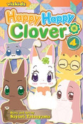 Happy Happy Clover Manga Volume 4