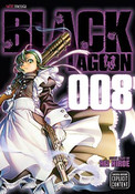 Black Lagoon Manga Volume 8