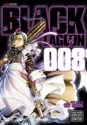 Black Lagoon Manga Volume 8