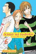 Kimi ni Todoke From Me to You Manga Volume 6