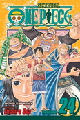 One Piece Manga Volume 24