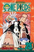One Piece Manga Volume 25