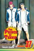 Prince of Tennis Manga Volume 37
