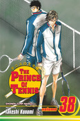 Prince of Tennis Manga Volume 38