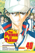 Prince of Tennis Manga Volume 40
