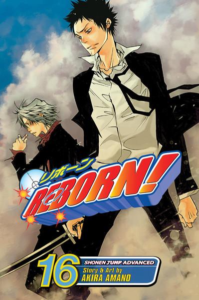 Reborn! Manga 16