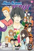High School Debut Manga Volume 12