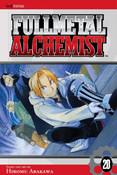 Fullmetal Alchemist Manga Volume 20