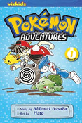 Pokemon Adventures Manga Volume 1