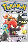Pokemon Adventures Manga Volume 9