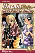 Hayate the Combat Butler Manga Volume 17