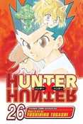 Hunter X Hunter Manga Volume 26