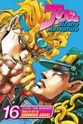 JoJo's Bizarre Adventure Manga Volume 16