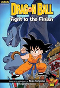 Dragon Ball Chapter Book Volume 8 Fight to the Finish!