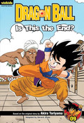 Dragon Ball Chapter Book Volume 9 Is This the End?