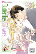Butterflies Flowers Manga Volume 6