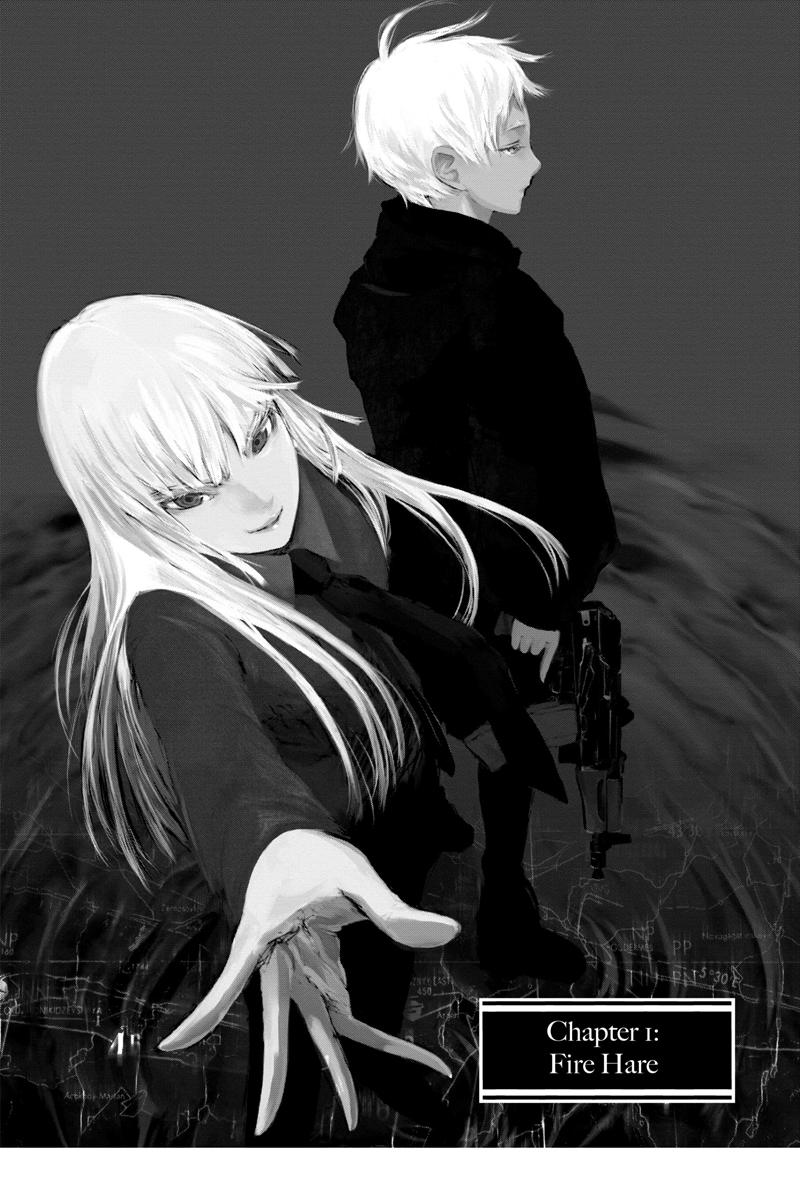 Jormungand Manga Volume 1