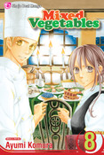 Mixed Vegetables Manga Volume 8
