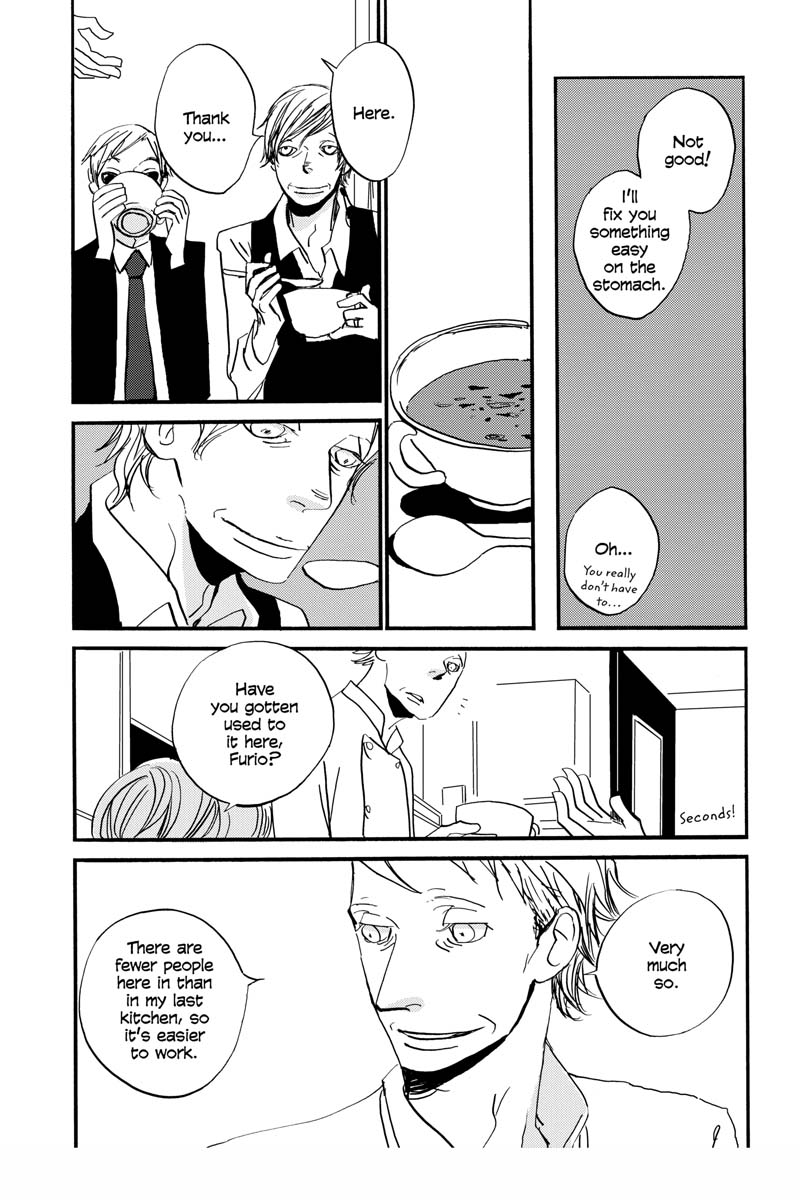 Gente Manga Volume 2