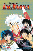 Inu Yasha 3 in 1 Edition Manga Volume 5