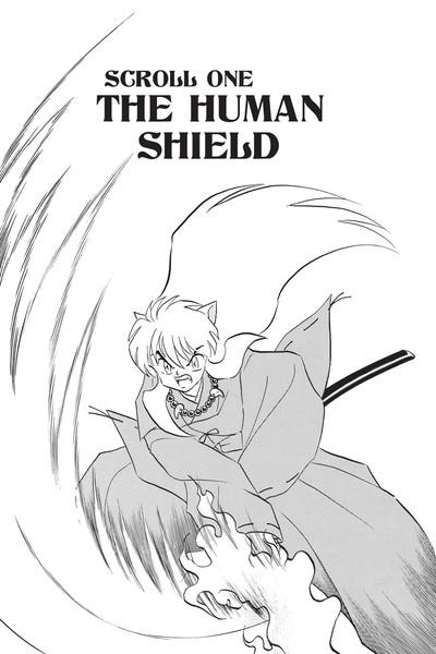 Inu Yasha 3 in 1 Edition Manga Volume 6