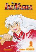 Inu Yasha 3 in 1 Edition Manga Volume 9