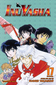 Inu Yasha 4 in 1 Edition Manga Volume 17