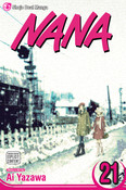 Nana Manga Volume 21